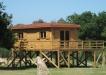 F5 - Casa de vacanta din lemn pe structura din lemn