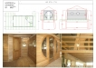 F4 - Casa de vacanta din lemn pe piloni