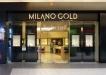 Amenajare magazin bijuterii Milano Gold Sibiu