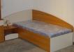 Dormitor Junior  - Pat 1 persoana cu noptiera