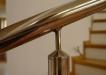 Detaliu balustrada inox