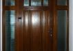 Amenajare la cheie - Tamplarie din lemn de stejar