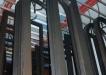 Usi de balcon - Tamplarie din lemn EURO 68 - esenta molid