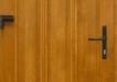 Usa de exterior din lemn de stejar (usaext-4) vedere interiorul casei