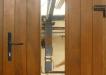 Usa de exterior din lemn de molid (usaext-7)