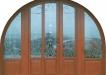 Usa de exterior din lemn de molid (usaext-8)