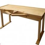 Masa - birou bijutier din lemn